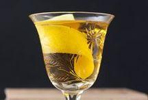 Agave Cocktails / tequila & mezcal cocktails
