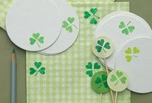 st. patrick's day / activities, recipes, decor, party ideas, and a few of our favorite green goodies!