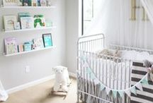 Baby T Nursery / by Sam Alexis