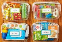Organization for Kids / by Sam Alexis