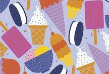 Prints and Patterns. / Design inspiration...