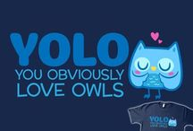 The Owlery. / All things owlish.