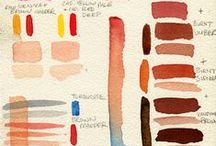 Color Mixing and Color Theory