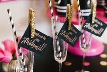 Eat Drink and Enjoy / Inspiring and yummy ideas for your wedding menu ~ food, signature drinks, desserts & treats!
