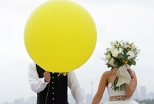 Yellow Weddings / Inspiration & ideas for a yellow wedding palette