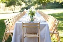 Outdoor Weddings / Outdoor wedding inspiration, decor and beautiful ideas.