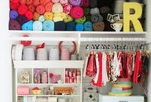Craft Room / by Munchie's Mama