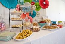 Party Ideas / by Munchie's Mama