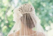 Bridal Veils / The decision whether or not to wear a bridal veil on your wedding day usually comes down to your wedding style. Either way these bridal veils are a beautiful accessory all of their own!
