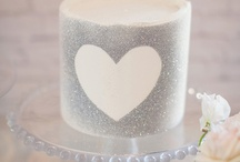 Silver Weddings / Inspiration and ideas for a Silver Wedding color palette.