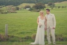 Australia Weddings / Weddings in Australia have their own unique style. Here is our pick of stylish weddings and their beautiful details from Australia.
