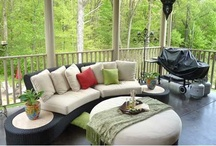 Outdoor Oasis / A collection of our favorite outdoor living spaces.