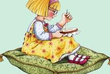 Cross stitch / Cross stitch patterns / by Linda Bell