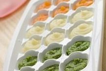 Nutritious Baby Food Recipies / by Krystle Poirier