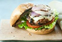 Bring Out The Grill / Turn up the heat on the grill and gobble up one of these delicious recipes.