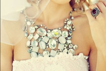 Statement Wedding Necklaces / Statement wedding necklaces can add just the right amount of personality to your wedding gown and give your style a modern twist. Feast your eyes on these bold beauties...