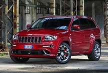 Jeep Grand Cherokee & Wrangler & others 4WD  / by Jim Lothian