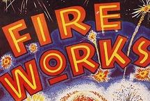 Vintage & Retro Fireworks