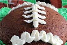 The Big Game / Delicious game-time treats and appetizers to enjoy while watching your favorite team! / by Butterball