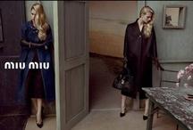 In Magazines / Fashion Advertorials & Editorials
