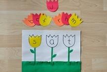 Theme Week Ideas - Flowers