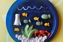 Theme Week Ideas - Under the Sea