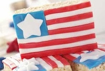 Fourth of July  / Tips and ideas for decorating your home and throwing a dazzling 4th of July party.