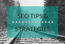 SEO Tips and More | Local SEO Strategy / SEO is more than just ranking for keywords. It's about getting your message to the right person at the right time. While there is  no magic formula for ranking your website, there are a number of things you can do to get more exposure. That's what this board is about.