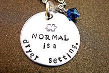 Normal is a dryer setting / by Carley Straub