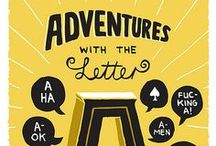 Adventures with the letter A