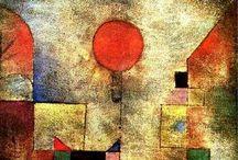 Paul Klee / Angelus Novus?