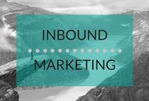 Inbound Marketing / Inbound Marketing is all about creating a connection. Instead of selling at your customers, Inbound helps you to educate, nurture and invite your leads to engage with you.