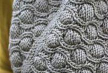 knitting  / by Stephanie Cowan