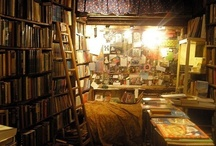 Book Rooms / Rooms full of books.  / by Rachael Wolfe
