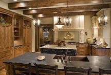 HOME - KITCHENS / by Jane P