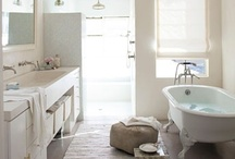 Bathrooms / All things for the bathroom.  / by Rachael Wolfe
