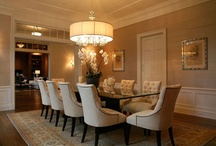 HOME - DINING ROOMS / by Jane P