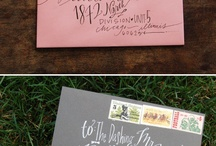 creative stationary / by Marcie Mitchell