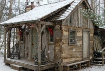 Architecture-Houses / No place like home. simple/unique/wild/ancient/creative / by Jerri Oyama