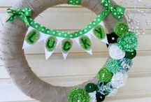 St. Patricks Day  / by Shalon Churnoski