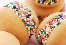Cookies/Biscotti / by Shalon Churnoski