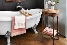 Interiors: Bathrooms & Powder Rooms / by jcmdesign.