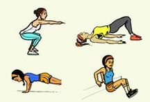 Health & Fitness / by Amy Gallagher