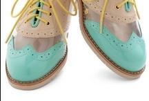 Brogue Love  / Brogue porn :-) I LOVE Brogue shoes