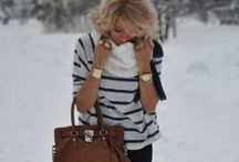Winter warmth / Some ideas for keeping yourself stylishly  warm this winter