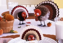 Turkey day / by April Moller