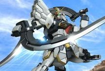 Gundam, that is all. / by Barry Black von Beethoven