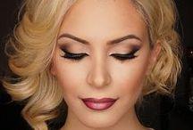 hair & makeup / beautiful looks / by Kara Gabrielson