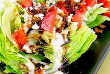 Salads and Summer food / by April Moller