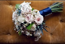 Wedding Flowers, Bouquets and Buttonholes. / Beautiful and original Wedding Flower ideas. Stunning bridal bouquets and brilliant buttonholes.